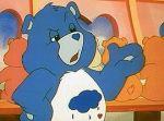 Grumpy Bear, such a downer